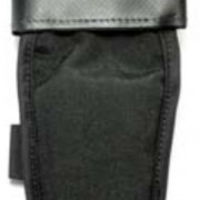 tunnelstyle holster positioner with full shank pad spa-202-tun