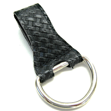 2 chrome D-Ring with strap RIN-GO3_