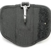 pliable butterfly wrap style velcro closure svv or MVV small module with snap hook SKH-111(Open)